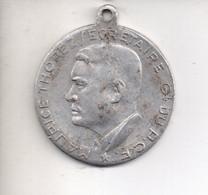 REF Y3 : Médaille Aluminium Maurice Thorez Secretaire Du PCF Partie Communiste Français - Profesionales / De Sociedad
