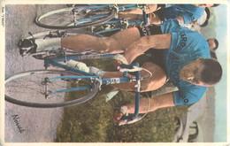 Cyclisme - Photo L'Equipe Anatole Novak Equipe Alcyon - Ciclismo