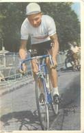 Cyclisme - Photo L'Equipe Georges GAINCHE - Wielrennen