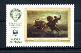1968 ROMANIA SET MNH ** - Nuevos