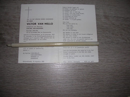 Victor Van Mello (Schendelbeke 1910-Zottegem 1986);Van Gaeveren - Andachtsbilder