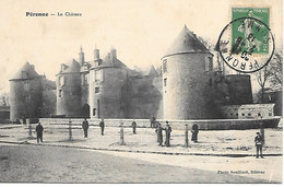 (1)        80      Peronne       Le Chateau - Peronne