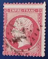 24 - 10 - GC 574 Bourges 17 Cher - 1862 Napoléon III