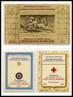 1952/2016, Collection Complète De 70 Carnets Dont 1952 Et 1955 Presentés En Classeur Yvert Et Tellier. TTB  Qualité: ** - Red Cross