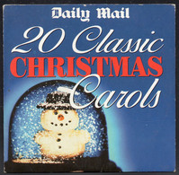 20 CLASSIC CHRISTMAS CAROLS [DAILY MAIL PROMOTIONAL PROMO CD 2004] VERY GOOD CONDITION XMAS SONGS MUSIC - Canzoni Di Natale