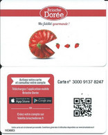 Carte Cadeau - BRIOCHE DOREE Tarte Fraises - Gift Cards