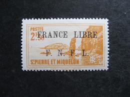 Saint Pierre Et Miquelon: TB  N° 270, Neuf X. - Ungebraucht