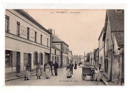 Villemeux Grande Rue - Villemeux-sur-Eure