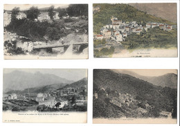 CORSE -- Lot De 13 Cpa :Zicavo ,Guitera ,Ghisoni, Vico,Vizzavona ..... - Sonstige Gemeinden