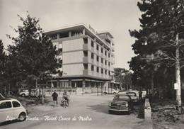 3199 - LIGNANO PINETA - HOTEL CROCE DI MALTA - Andere Städte