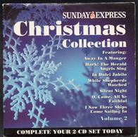 CHRISTMAS COLLECTION VOL. 2 [SUNDAY EXPRESS PROMOTIONAL PROMO CD 2004] VERY GOOD CONDITION XMAS SONGS MUSIC CAROLS - Canzoni Di Natale