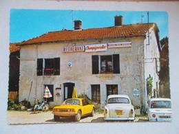 """CP COLOMBEY LES DEUX EGLISES Bar-Restaurant """" La Grange Du Relais """" - Colombey Les Deux Eglises"""