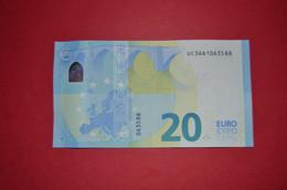 20 EURO FRANCE U026 F3 - CHARGE 66 - U026F3 - UD3661063588 - NEUF - UNC - 20 Euro