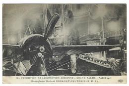 Exposition De Locomotion Aérienne, Paris 1913 - Monoplans Robert ESNAULT-PELTERIE (R.E.P.) - Ed. E. L. D. - ....-1914: Precursors
