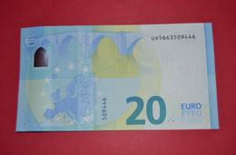 20 EURO FRANCE U025 F1 - CHARGE 66 - U025F1 - UA5663509446 - NEUF - UNC - 20 Euro