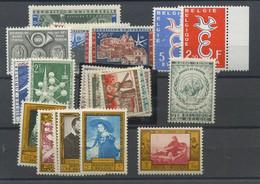 Tous De 1958. ** En Série Complètes. Cote 37,50 - Unused Stamps