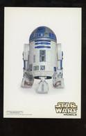 Publicité Star Wars Mobile Ad Card Japon 2002 - Reclame