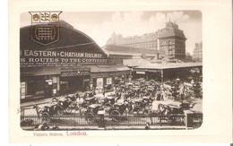 Royaume Uni UK England  Eastern & Chatham Railway Offices Victoria Station LONDON - Altri