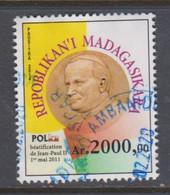 MADAGASCAR, USED STAMP, OBLITERÉ, SELLO USADO - Madagaskar (1960-...)