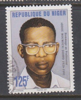 NIGER, USED STAMP, OBLITERÉ, SELLO USADO - Niger (1960-...)