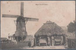 Oye , Moulin à Vent , Animée - Oye Plage