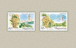 Hungary 2001. Wein Nice Set MNH (**) Michel: 4695-4696 - Unused Stamps
