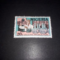 "A5MIX3 NIGERIA VACCINE PRODUCTION ""XO"" - Nigeria (1961-...)"