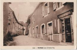 PAYRAC -- Grande Rue - Sonstige Gemeinden