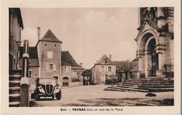 PAYRAC -- Un Coin De La Place - Sonstige Gemeinden