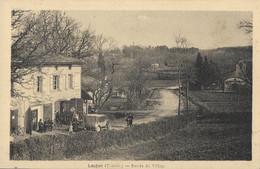 LÉOJAC - Entrée Du Village - Altri Comuni