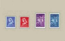 Hungary 1932. Saint Elizabeth Nice Set, MNH (**) Michel: 480-483 / 12 EUR - Nuevos
