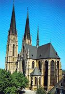 1 AK Germany / NRW * Der Ludgerus Dom In Der Stadt Billerbeck * - Other