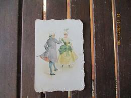 Menu  1897  Diner  Illustre Danse Elegante - Menus