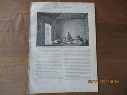 LES MISSIONS CATHOLIQUES DU 2 MAI 1884 LA PERSECUTION AU TONG-KING,EGYPTE VOYAGE DANS LE DESERT DE LA BASSE-THEBAÏDE - Riviste - Ante 1900