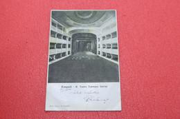 Empoli R. Teatro Tommaso Salvini 1904 Ed. Cioni TOP Quality - Otras Ciudades