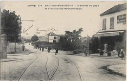 Neuilly Plaisance : L'entrée Du Pays - Neuilly Plaisance