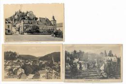 Luxemburg Larochette 3 Kaarten - Larochette