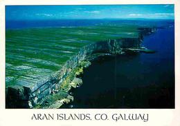 Irlande - The Aran Islands - Vue Aérienne - CPM - Voir Scans Recto-Verso - Galway
