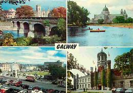 Irlande - Galway - Multivues - Automobiles - CPM - Voir Scans Recto-Verso - Galway