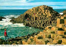 Irlande Du Nord - Antrim - Giant's Causeway - Carte Neuve - Northern Ireland - CPM - Voir Scans Recto-Verso - Antrim / Belfast