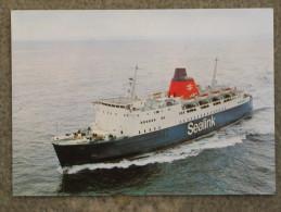 SEALINK HORSA - DIXON CARD - Fähren