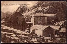 Suisse - Carte Postale - Circa 1920 - Un Salut De L'Ospice Du Grand Saint Bernard - Circulé - Sans Timbre - A1RR2 - ZH Zurich