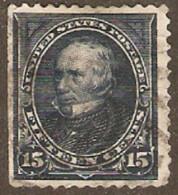 United States Of America  1894  SG   277  15c  Clay   Fine Used - Gebruikt