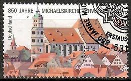 BRD 2006  Mi.Nr. 2522 , 850 Jahre Michaeliskirche Schwäbisch Hall - Gestempelt / Fine Used / (o) - Gebraucht