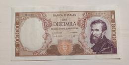 10000 Lire Michelangelo 1962 - 10000 Lire