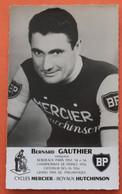 Cyclisme : Bernard Gauthier , Mercier Hutchinson - Ciclismo