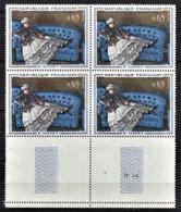 FRANCE 1962 - BLOC DE 4 TP / Y.T. N° 1364 - NEUFS** - Unused Stamps
