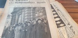 GRAND NORD 23/TOURCOING/ARMENTIERES/MILLERAND  EVREUX St PIERRE VAUVRAY /FOOT WATTEN / /NINO ROTA RINALDI - 1900 - 1949