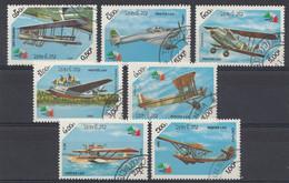 Laos 1985  Mi.nr: 864  Flugzeuge   Oblitérés / Used / Gest. - Laos