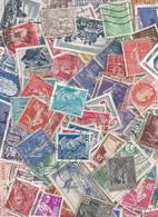 VRAC 2 = MONDE + EUROPE + FRANCE,  +/- 999TPs, NOMBREUX THEMES & ANCIENS = + / - 0.01 € Le TP, TOUS LES LOTS SONT DIFF. - Kilowaar (max. 999 Zegels)